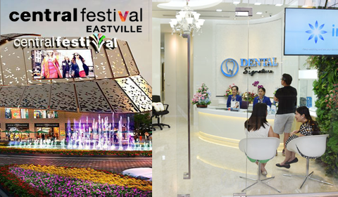 Thailand dental clinic Central Eastville