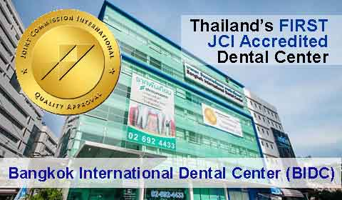 Thailand Dental Clinic BIDC