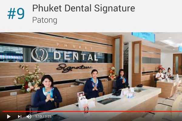 Thailand: TOP 10 Dental Clinics in 2018