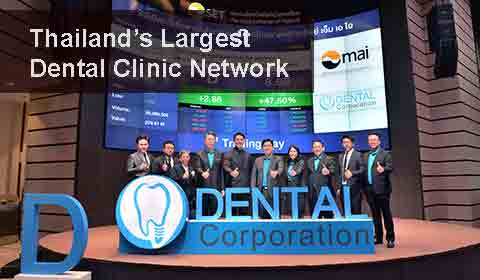 Thailand dental Clinic group network